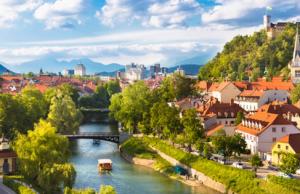 Словения, пейзаж