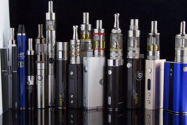 електронни цигари