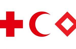 червен кръст, червен полумесец