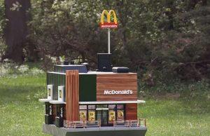 Макдоналдс, пчели