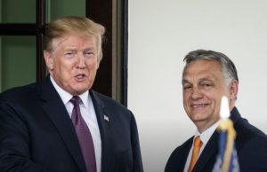 Тръмп, Орбан