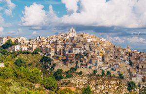 Мусомели, Сицилия