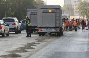 Цистерна разля 8 тона масло в София