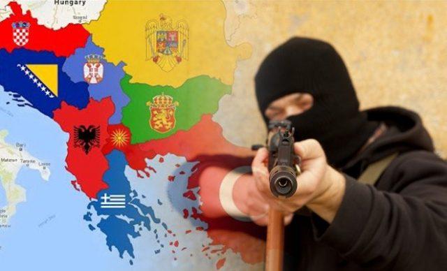 Косово се превръща в крепост на тероризма