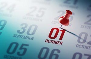 1 октомври, празник