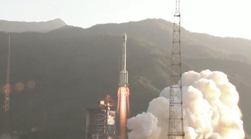 Китай, ракета