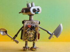 роботи, готвене