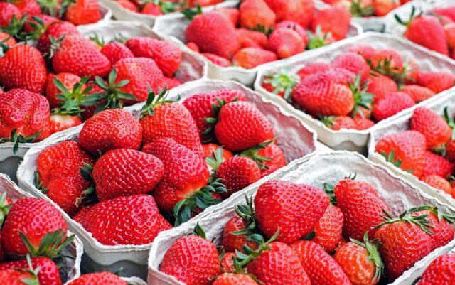 ягодите