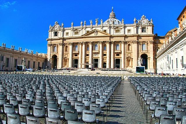 заплатите Ватикана