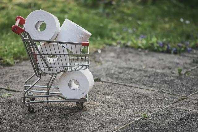 тоалетна хартия доставките