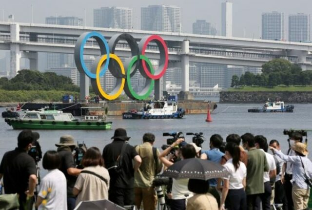 Олимпиада чужбина